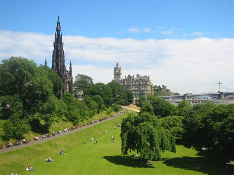 Of Scotland Mba by The Attractions Of Uk S Cities