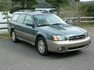 2002 Subaru Outback Ll Bean Redline Engineering 2002 Subaru Outback Wagon Ll Bean H6