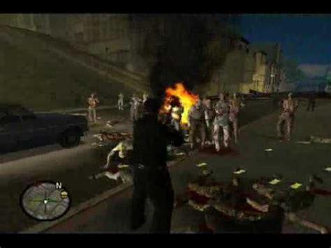 gta san andreas zombie cleo mod youtube