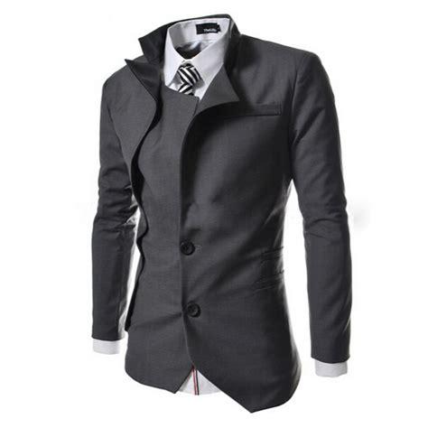 M 8 Styles Fashion Denim Jacket Slim Fit 2017 new arrival style mens blazer masculino suit