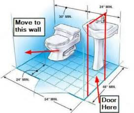 Small Bathroom Layout Dimensions Stndar Grafic On Pinterest Bathroom Floor Plans