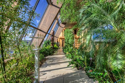 Nashua Garden by Glass Penthouse Aparment Modern Patio Boston By