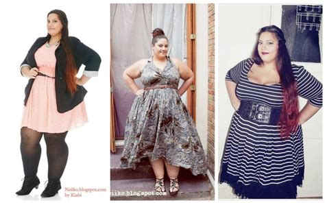 10 Plus Size Fashion Blogs by Le De Neiiko 001 Dailyvenusdiva