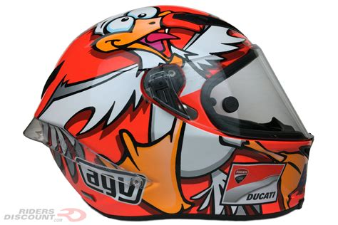 Helm Agv Ianonne agv corsa iannone winter test 2016 helmet kawasaki zx