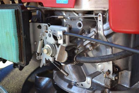 Rxking 135cc honda gcv160 mower outdoorking repair forum