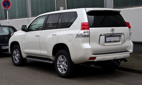 Toyota Land Cruiser 2012 2012 Toyota Land Cruiser Prado J150 Pictures