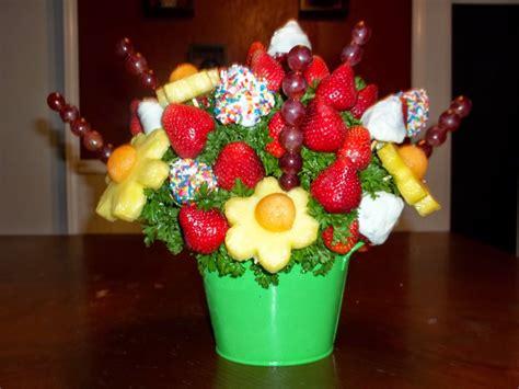 edible flower bouquets jaime of all trades diy edible fruit flower bouquet