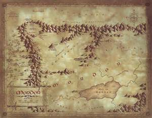 map of mordor 17 best images about maps of arda on lotr genealogy and the map