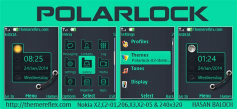 live themes for nokia x2 00 polar lock live theme for nokia x2 00 x2 02 x2 05 x3 00