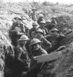na le trench warfare of wwi chandler s