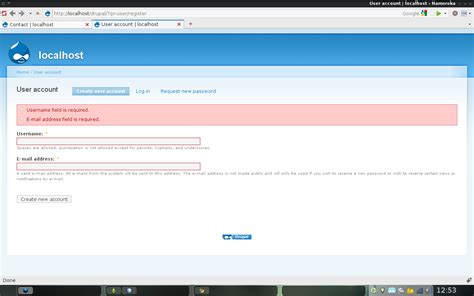 drupal theme user register form on contact mail page form captcha should not show after