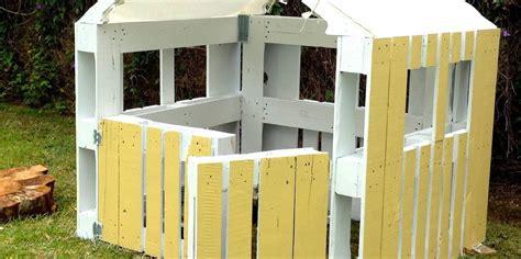 casas de madera ni os casa para ni 241 os con palets