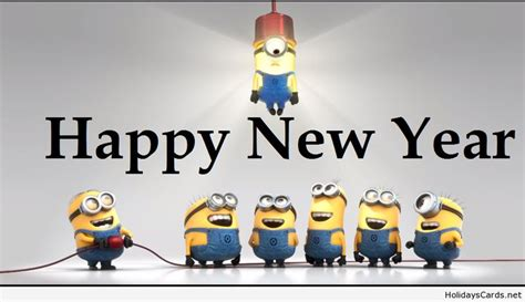 Happy New Year Meme 2014 - are you ready for a minions new year minions happy
