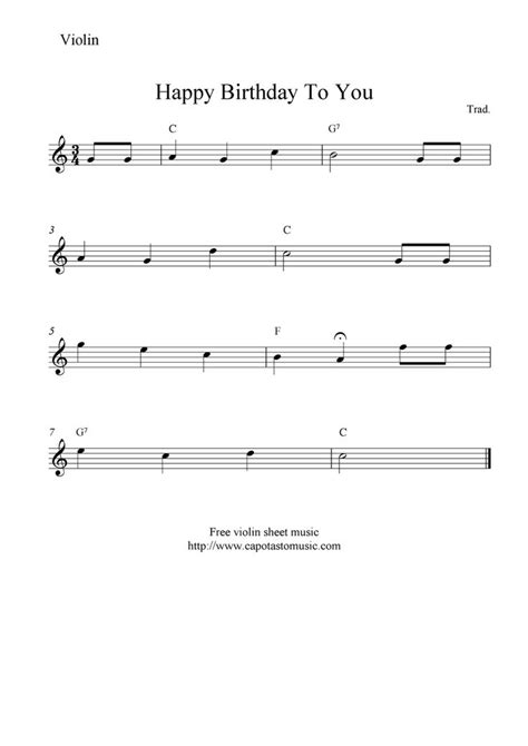 happy birthday violin mp3 download free sheet music scores happy birthday to you free