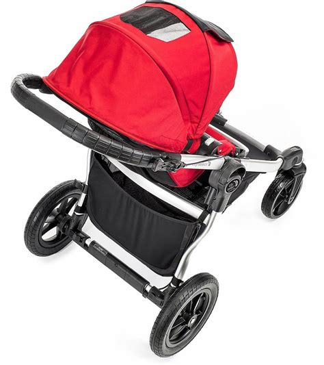 baby jogger city select wanne baby jogger city select single stroller ruby