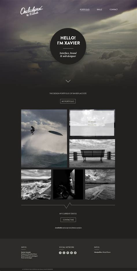design idea sites 15 great website layout ideas for inspiration