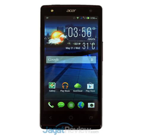 Acer Liquid E3 Android Phone artikel dan tutorial it review smartphone android acer