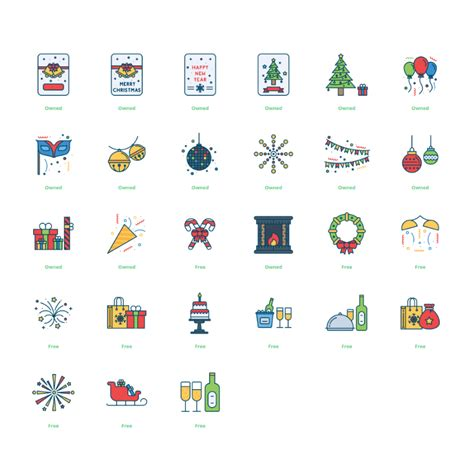 new year icon free free new year celebration icons free design resources