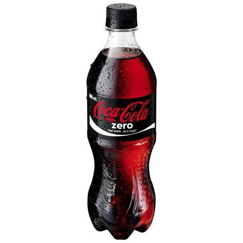 coca zero coca cola zero 600ml