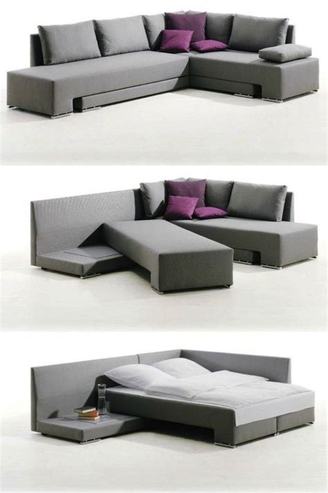 Bed Into Sofa 14 Pieces Of Convertible Furniture You Ll Actually Use Corner Beds And Beds
