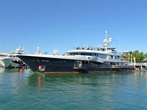 yacht gene machine gene machine yacht superyacht by amels superyacht times