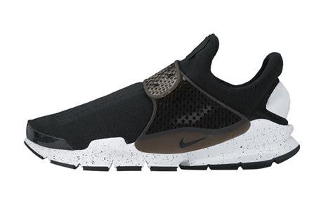 Nike Sock Dart Black White nike sock dart black white fastsole co uk