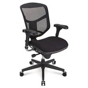 realspace pro quantum 9000 series mid back mesh fabric - Realspace Office Furniture