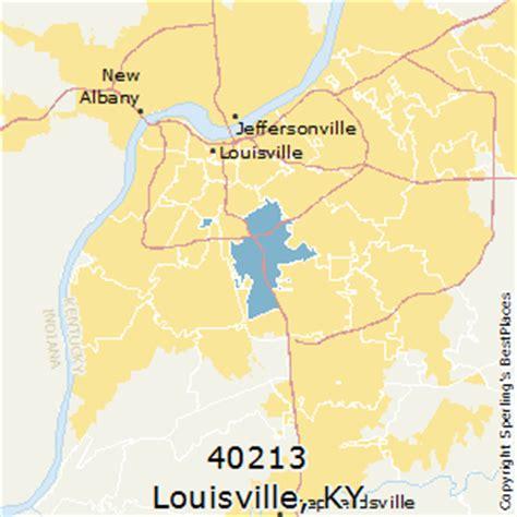 zip code map louisville best places to live in louisville zip 40213 kentucky
