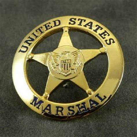 us marshal association us marshal service badge usms us federal police badge