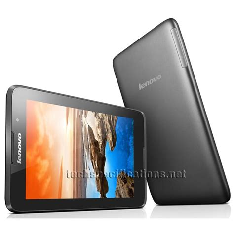 Tablet Lenovo A3500 lenovo a3500 tablet technical specifications