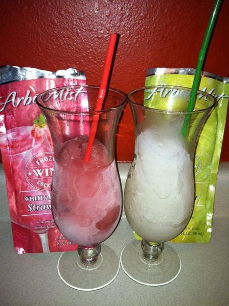 Tsty Icy Wine arbor mist frozen wine cocktail review shopping