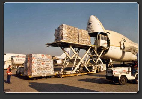service provider of air freight services sea freight services by sar transport systems