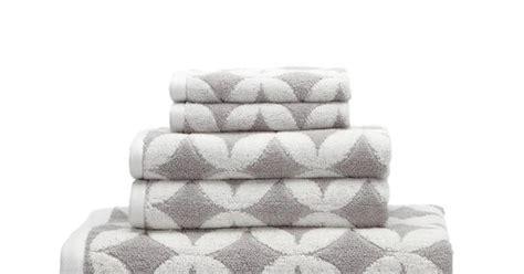 grey patterned towels grey white patterned towels luxor linens via gilt