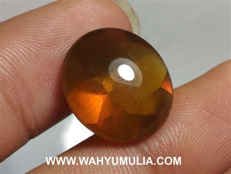 Oval Orange Wonogiri batu opal reddish orange wonogiri kode 458 wahyu
