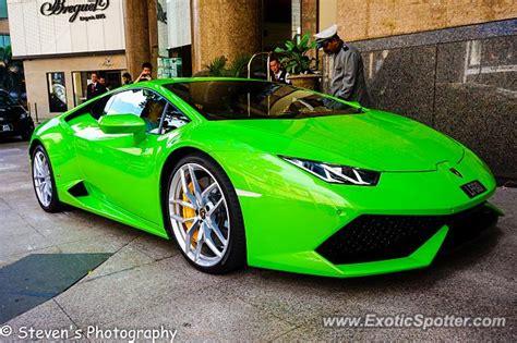 Lamborghini Malaysia Website Lamborghini Huracan Spotted In Kuala Lumpur Malaysia On
