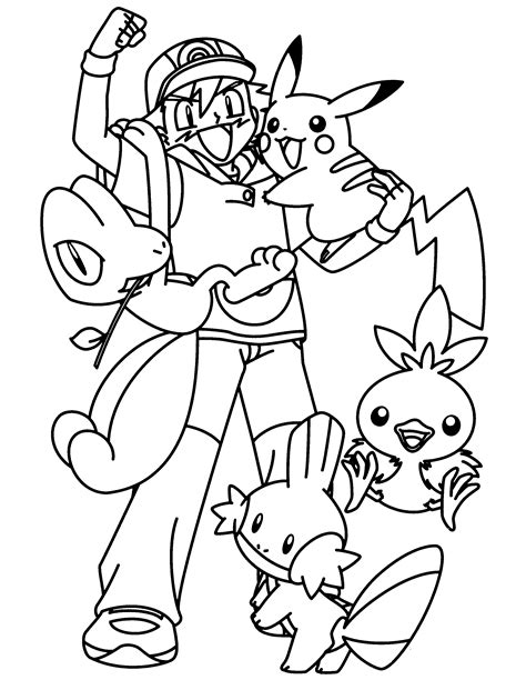 free coloring pages of series pokemon coloring page tv series coloring page pokemon advanced