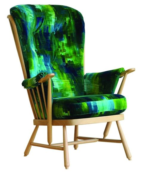 tickety boo upholstery evergreen chair 1 ercol furniture pinterest we