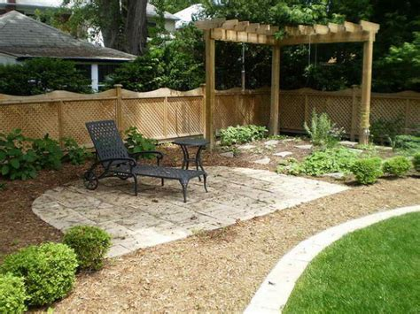 Gardening Landscaping Fantastic Backyard Design Ideas Simple Patio Ideas For Small Backyards