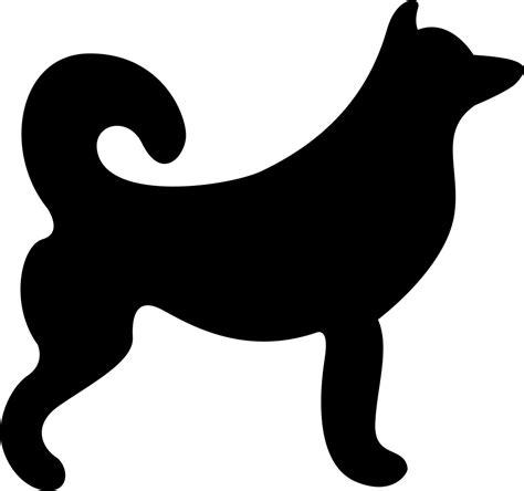 large dog  svg png icon