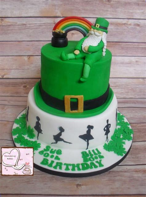 irish cake irish themed cake cake by emmazing bakes cakesdecor
