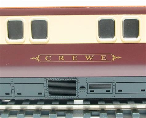 Coach Sleeper by Hattons Co Uk Hornby R4285 Mk3 Northern Livery