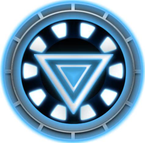 Logo Power Iron iron chest symbol