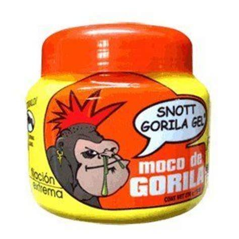 gorilla snot gel moco de gorila moco de gorila gorilla snott hair gel punk extreme