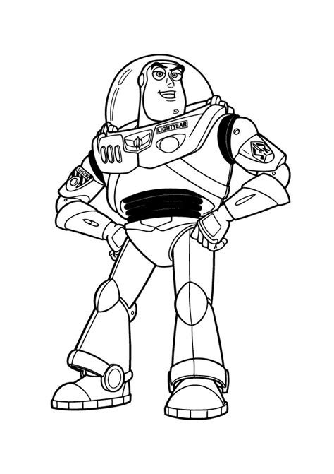 buzz lightyear coloring pages free printable free printable buzz lightyear coloring pages for kids