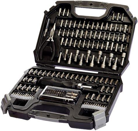 Dab Dp 151 Complete Set amazonbasics 151 screwdriver bit set with durable sandblasted steel bits