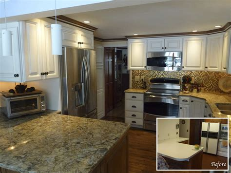 Renovated Kitchen by Jp Country Builders Carpentry Restoration And Home