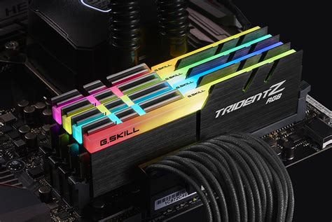 Ram G Skill Trident X Series uncompromised performance