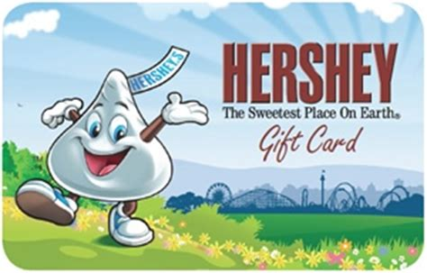 Gift Cards For Hershey Park - hershey entertainment resorts gift card hershey entertainment resorts company
