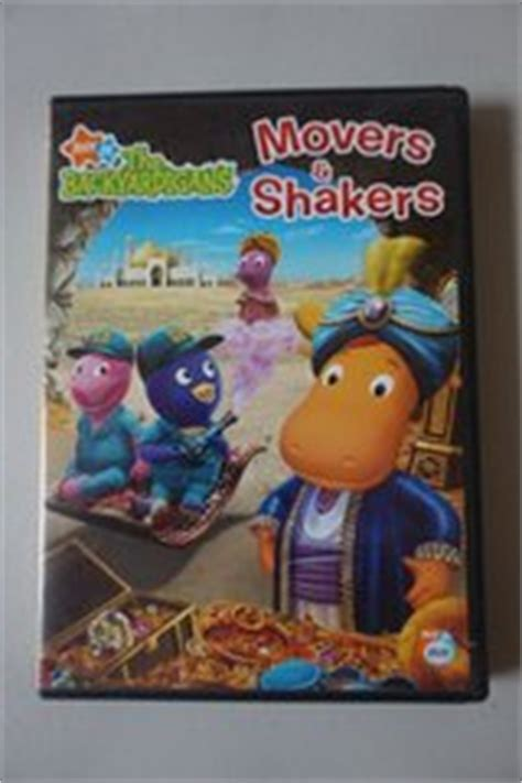 Backyardigans Movers And Shakers Cd Dvd Vhs For Sale In Joliet Il Joliet Bookoo