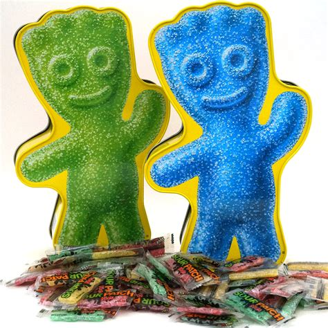 itsugar sour patch kids limited edition character tin